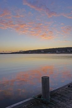 Autumn Sunrise, Bay Roberts, NL