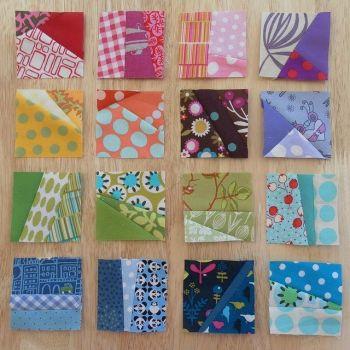 scrap quilt blocks