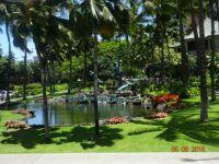 beautiful garden in Lahaina