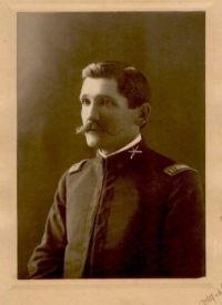 My maternal grandfather, Capt William Julian Hill, known as Julian