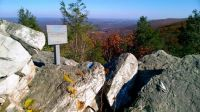 Hawk Mountain Sanctuary SKyline Trail