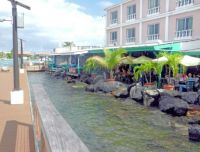 (23) Christiansted, outdoor eating, St. Croix, 2014