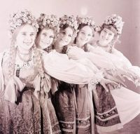 Lubuski Zespół Pieśni i Tańca - sixties