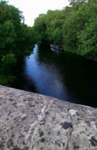 View from Wansford Bridge