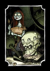 Sally and Dr. Finklestein