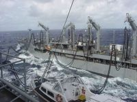 Navy days Underway refueling