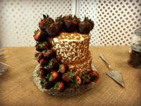 Strawberries & Cake
