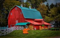 Red Barn 0860 [Buck Cash?]