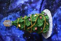 Bernina Christmas tree