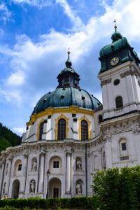 Ettal Abbey, Germany   6039