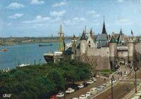 Steen castle in Antwerpen