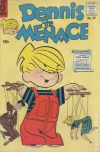 Dennis The Menace: The Puppeteer