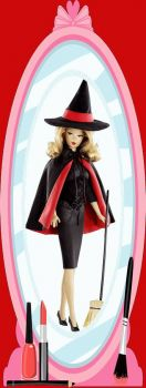 BARBIE WITCH