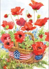 Patriotic Poppies