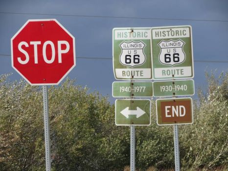 Old Historic Route 66