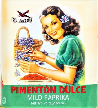Themes Vintage ads - Mild Paprika