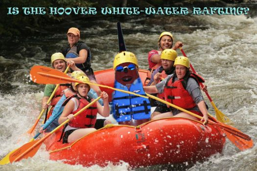 Is the Hoover White Water Rafting?
