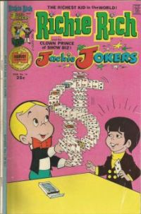 Richie Rich and Jackie Jokers