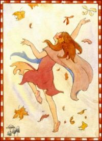 An Autumn Melody (smaller size)