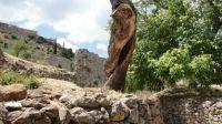 Mystras Castle ruins 8 - Greece