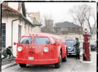 Camion Texaco Tanker truck, 1935