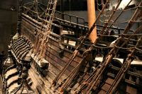 Vasa Top Deck