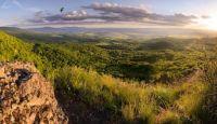 Výhľad z Rankovskej skaly (Slovakia)