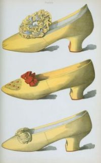 Yellow Shoes - 1900