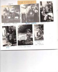 THEME:  Vintage Photos   A backyard circus, part 2