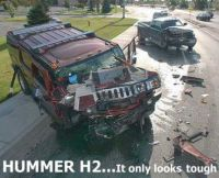 Hummer Ouch !!!