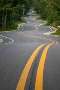 Wisconsin Highway 42 by khanusiak