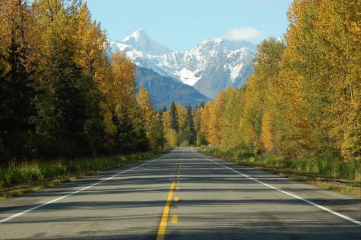 Haines Highway-Valley of the Eagles-Alaska