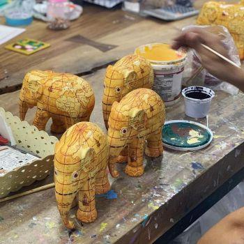Elephants around the world - Elephantparade :-)