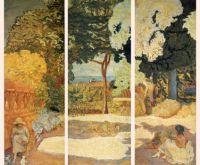 Pierre Bonnard: En el Mediterráneo, 1911