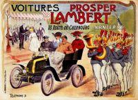 1902 Prosper Lambert