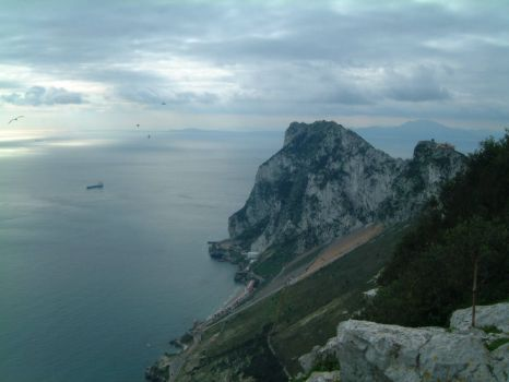 Rock of Gibraltar (My Homeland)