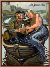 The Mermaid and the Fisherman