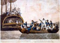 Mutiny on the HMS Bounty