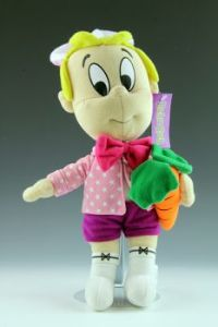 Richie Rich rabbit costume doll