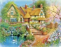 Country cottage!
