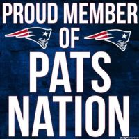 Proud Member of Pats Nation