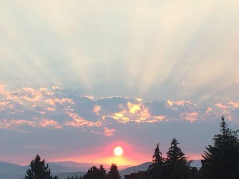 Sunrise - Park City, Utah