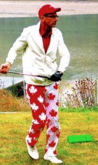 canada golfer
