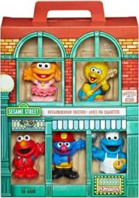 Sesame Street Neighbours