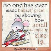 No one..
