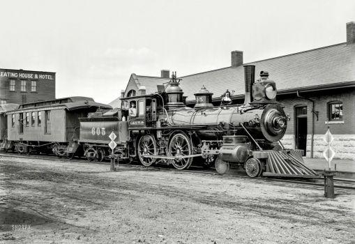 North by Northwest -  1899