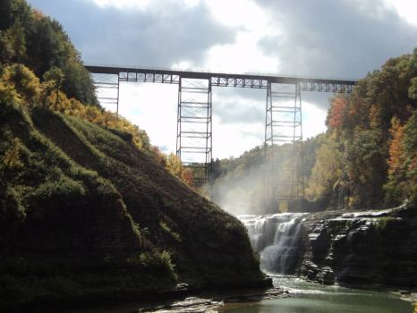 LETCHWORTH STATE PARK,