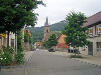 Eyach, Germany (Forseti2012, commons.wikimedia.org)
