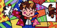 Hug Too by Romero Britto