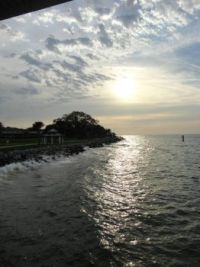 Early morning, St Simons Island, GA